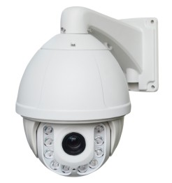 HD 960P/1.3M IR IP PTZ camera: HK-IR18CH-720P