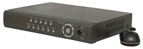 h 264 Red DVR D1