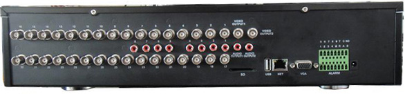 244ch d1 network DVR