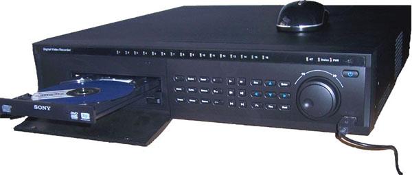 d1 h264 network DVR