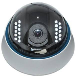 1M / 720P HD caméra dôme IP infrarouge avec coupe IR: HK-E210